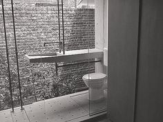 Kevin Mark Low - Small Projects - threshold house toilet.