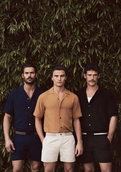Fashion fixes for the week ahead - in pictures - The first resort for menAs a veteran of swimwear shoots, the menswear model Oliver Cheshire knows g - Oliver Cheshire, Men's Fashion Brands, Fashion Tips, Male Fashion, Fashion Boots, Fashion Ideas, Gentlemans Club, Style Outfits, Resort Wear