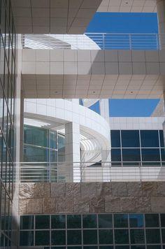 Getty Center - Los Angeles - Richard Meier   Flickr - Photo Sharing!