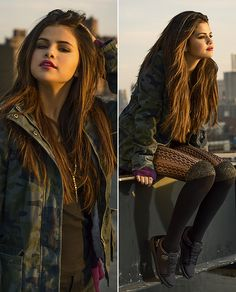 Find images and videos about beautiful, girls and selena gomez on We Heart It - the app to get lost in what you love. Style Selena Gomez, Selena Gomez Tumblr, Selena Gomez Pictures, Girls Selfies, Marie Gomez, Queen, Celebs, Celebrities, Girl Crushes