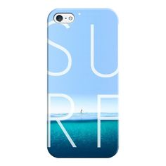 iPhone 6 Plus/6/5/5s/5c Case - Surf ($35) ❤ liked on Polyvore featuring accessories, tech accessories, phone cases, phones, capas de iphone, iphone case, apple iphone 6 case, iphone cases, apple iphone cases e iphone 6 case