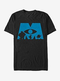 68009fc756731 Monsters Inc. Shirts   Merchandise