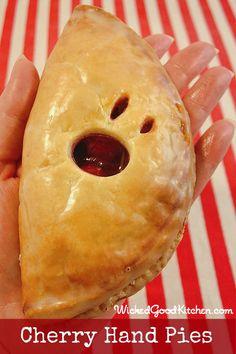 Cherry Hand Pies 2