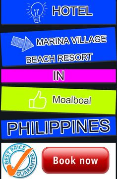Hotel Marina Village Beach Resort in Moalboal, Philippines. For more information, photos, reviews and best prices please follow the link. #Philippines #Moalboal #travel #vacation #hotel