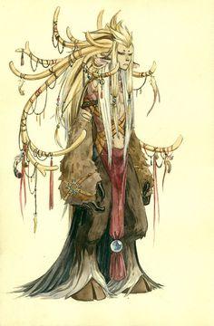 The Tempest. Forest Spirit by Kutty-Sark on DeviantArt