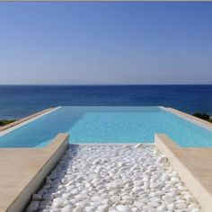 """Elegance , [br] [caption align=""""aligncenter"""" The View, Makria Miti, Paros[/caption] [caption align. Luxury Villas In Greece, Naoussa Paros, Greek Decor, Outdoor Areas, Best Vacations, Backdrops, Island, Photo And Video, Hot Spots"""