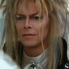 my gifs mine smiling david bowie labyrinth goblin king Jareth my movies i need a better copy of this movie i David Bowie Labyrinth, Goblin King Labyrinth, Labyrinth Goblins, Jim Henson Labyrinth, Labyrinth 1986, Labyrinth Movie, Labyrinth Quotes, Sarah And Jareth, Labrynth