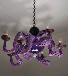 Can You Ever Have Enough Octopus Chandeliers? 6 That Leave You Wanting More