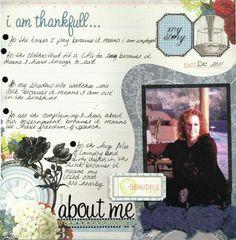 Layout: My Story