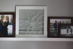 These are custom, made to order laser cut city maps.  This listing is for the WHITE 12X12 inch glass frame. Select your city. See other listings for more frame options.  The map shown is Birmingham. Other cities available!  Dont see what youre looking for? Just ask. We can make it happen. City, color, size, all things are possible.  The map is cut from high quality paper, but framed with glass on both sides for easy keeping, hanging and cleaning.    This makes for the perfect wedding…