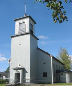 Saarijärven seurakunta - Pylkönmäen kirkon historiaa