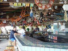 Near and dear to my heart ....Tipsy Seagull, Treasure Cay, Abaco, Bahamas.