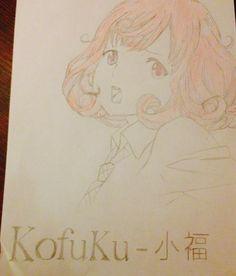 Kofuku, Noragami. By: Nikki Rep