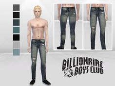 McLayneSims' OUTW Regular Fit Jeans
