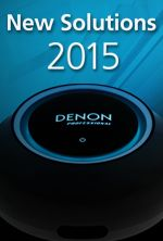 We are debuting not one, not two, but TWELVE new product at the 2015 International Consumer Electronics Show (CES). Check www.denonpro.com/new to get  a closer look.