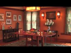 202 - The Thorsen House Tour - A Greene & Greene Ultimate Bungalow - YouTube