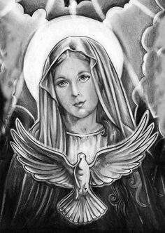 Religious Pencil Drawings Pencil Drawings Of Angels Related Keywords Amp Suggestions Pencil Angel Tattoo Drawings, Angel Drawing, Angel Tattoo Designs, Tattoo Oma, Mary Tattoo, Mary Magdalene And Jesus, Mary And Jesus, Jesus Tattoo, Frases Para Tattoo