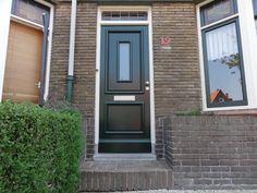 #houten #kwaliteits #voordeur van Simon Maree Deurenspecialist.