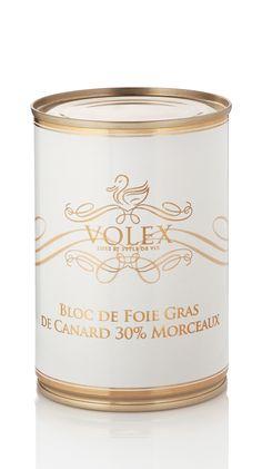 Foie Gras De Canard 30% Morceaux o,400kg.