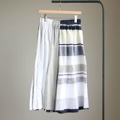 only one wide pants SHORT cotton100
