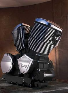 Delightful Victory Motorcycle Engines