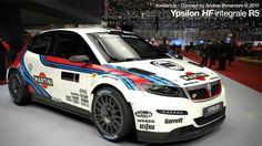 Lancia Ypsilon HF integrate R5 concept