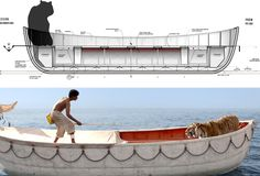 Sketch to Still: Life of Pi Designer David Gropman on Creating a Magical Island, Replica Tiger Scratches, and 1950s Paris on a Taiwanese Tarmac | Vanity Fair