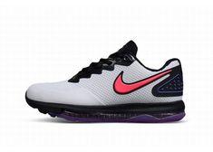 4b962b6b102fcb Damen schuh Nike Air Max Zoom Weiß Lila Schwarz  NikeAirMaxZoom