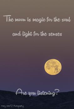 beautiful full moon quotes - Google Search