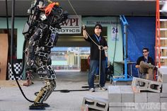 Japan's prime minister wants to host the first 'robot Olympics' in 2020 | The Verge