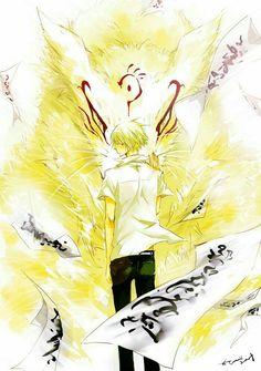 Natsume Takashi and Nyanko-sensei - Natsume Yuujinchou (Natsume's Book of Friends). I Love Anime, Awesome Anime, Manga Anime, Natsume Takashi, Hotarubi No Mori, Manga Cute, Otaku, Natsume Yuujinchou, Ghibli Movies