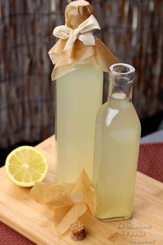 Ze smakiem i z pasją: Domowy sok imbirowy