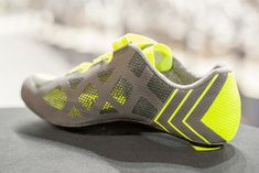 "Bontrager XXX LE Road shoes. See through.  |  Another example of shoes that just shout ""class"""