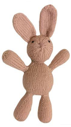 VirkotieBALLET Bunny Virkotie VANILLA Quality 100% Wool Bunny HANDMADE IN AUSTRALIA @virkotie www.virkotie.com