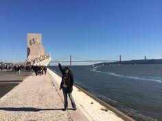 Qué ver en Lisboa en 3 días Belem, Portugal, Brooklyn Bridge, Travel, Lisbon, Viajes, Walks, Waterfalls, Paths