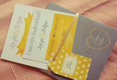 Linha Yellow card para seu casamento <3 #yellowwedding #amarelo #convitedecasamento #invitation #casamento http://papeldearroz.cc/index.php/produto/convite-yellow-love/