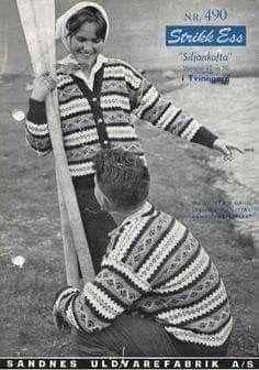 Knitting Charts, Free Knitting, Knitting Patterns, Crochet Patterns, Norwegian Knitting, Crochet Top Outfit, Diy Tv, Fair Isle Knitting, Cotton Pads