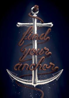 Typography by Sydney, Australia based designer David McLeod.