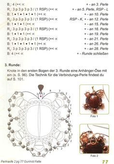 Perlnaofe Book 2 Gunhild Fette - Tatting