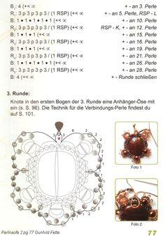 Perlnaofe Book 2 Gunhild Fette - Tatting