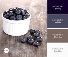 Rich + tonal palette for your next design // Google+