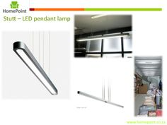 Stutt - Pendant Light - LED