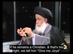 """""""Abducting Women"""" and """"Destroying Churches"""" is """"Real Islam"""" says Iraqi Grand Ayatollah.  This is why Islam,  as currently interpreted by it's leaders like this barbsrian,  can never coexist."""