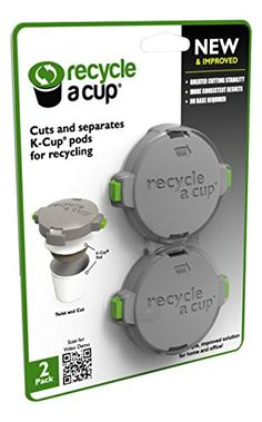 Medelco Recycle A Cup K-Cup Recycling Tool -- Check out the image by visiting the link.