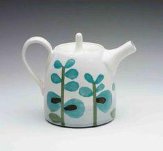 Paint your own:  tea kettle.