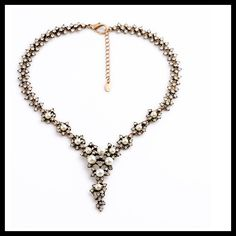 Pearl Branches Choker Necklace Book here: http://fabity.com/ Curated By Fabity <3