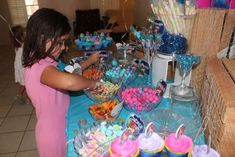 The Little Mermaid Birthday Party Ideas   Photo 1 of 16   Catch My Party