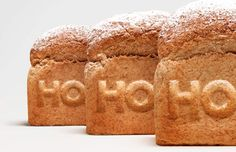 Hovis bread ringing in Christmas in the U.K. The brand (established in 1886) became synonymous with a commercial directed by Ridley Scott set on Gold Hill in Shaftesbury, Dorset. The musical accompaniment for the advert was provided by Symphony Number 9 from Dvořák's  New World composition.
