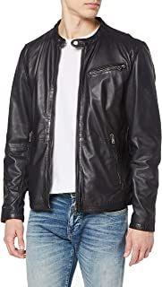 Freaky Nation Herren Jacke Davis - 96.89 - 5.0 von 5 Sternen - Herren Jacke Herbst Winter Leather Jacket, Jackets, Fashion, Leather Jackets, Fall Winter, Studded Leather Jacket, Down Jackets, Moda, Fashion Styles