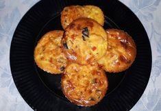 Brioșe aperitiv, rețetă de Bebe Gurmand - rețete Cookpad Foodies, Shrimp, Muffin, Healthy Eating, Cupcakes, Chicken, Breakfast, Recipes, Eating Healthy
